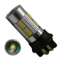 Λαμπτήρας LED PW24W Can Bus με 8 SMD 5630 Samsung Chip +3 Watt Ψυχρό Λευκό GloboStar 81173